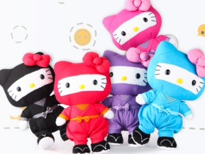 Hello Kitty Action Squad