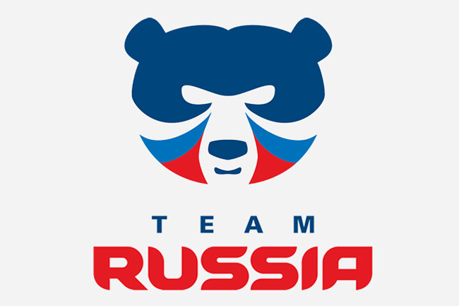 Team Russia Logo