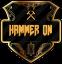 Hammer On Logo