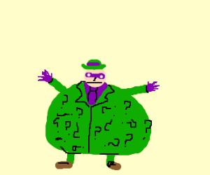 FAT Riddler Logo