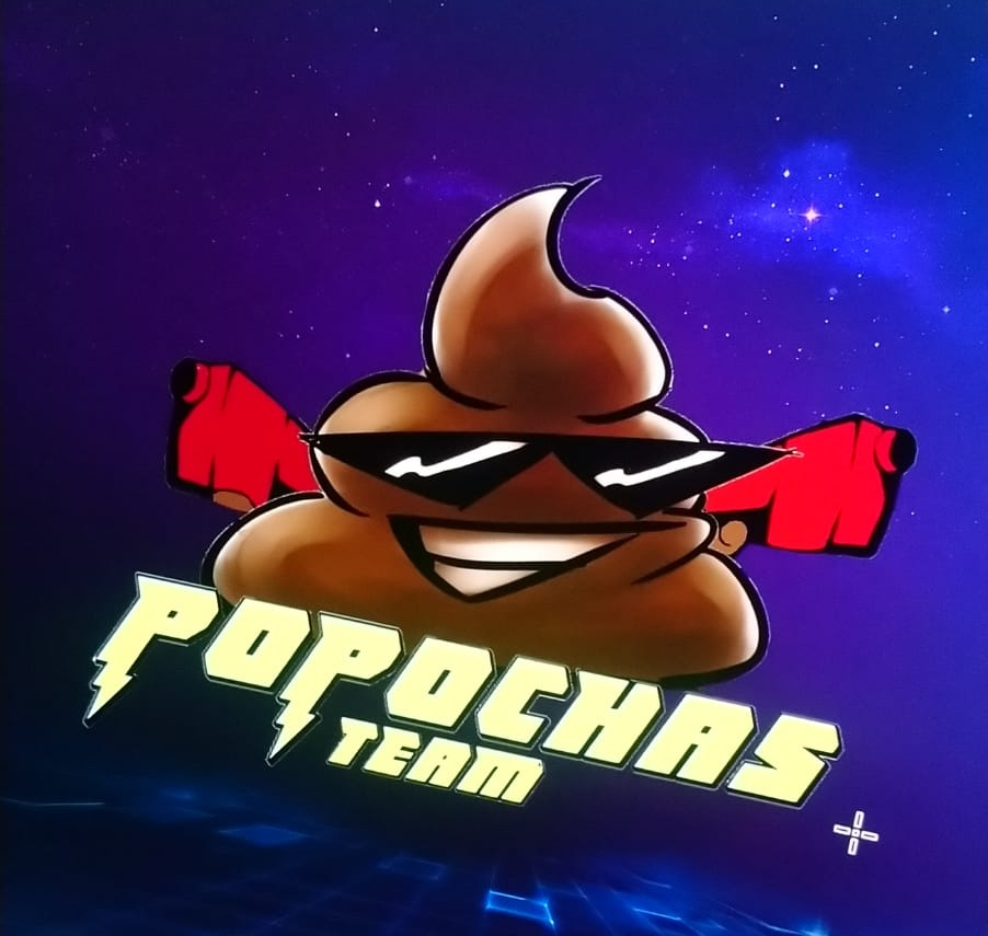 Los Popochas Team Logo
