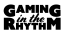 Gaming in the Rhythm Logo