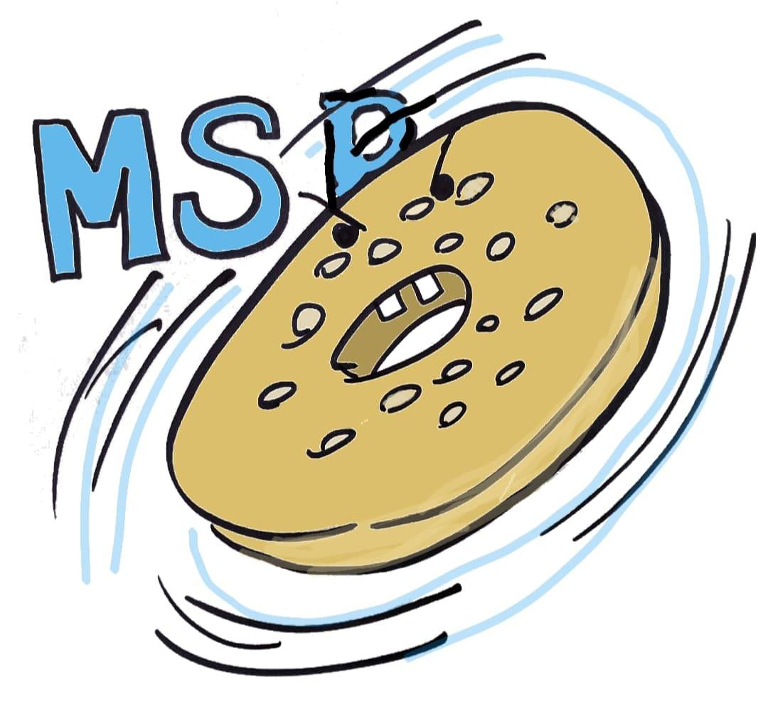 Montreal-style bagels Logo