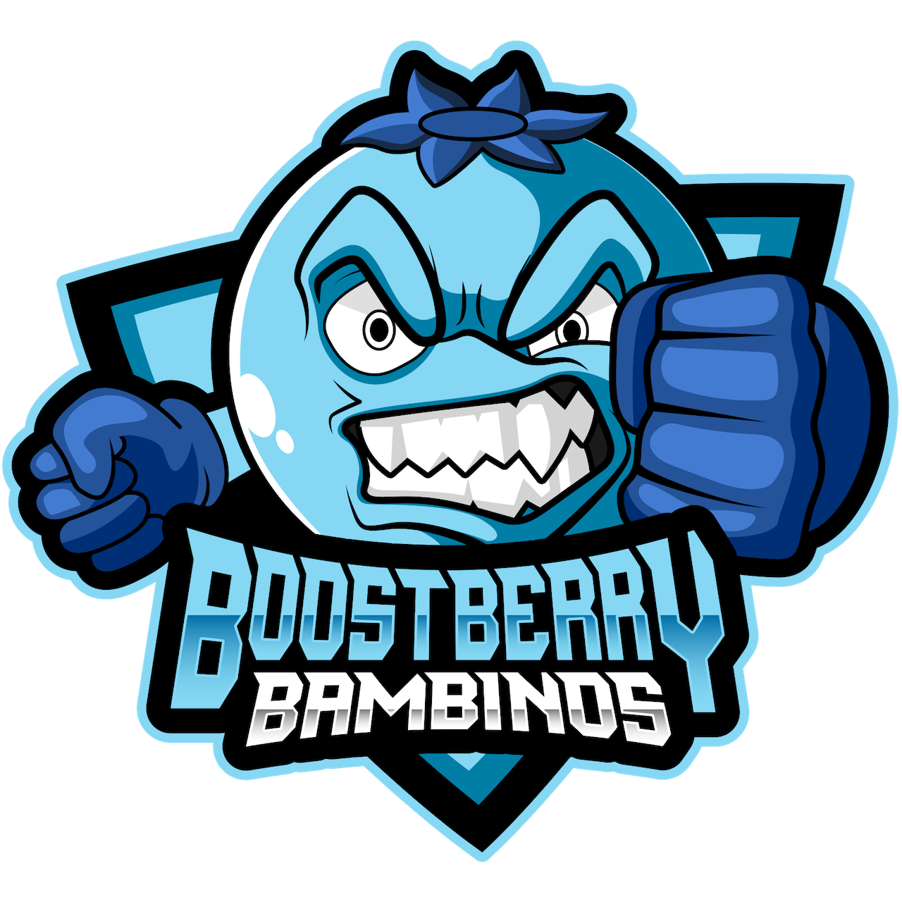 BoostBerry Bambinos Logo