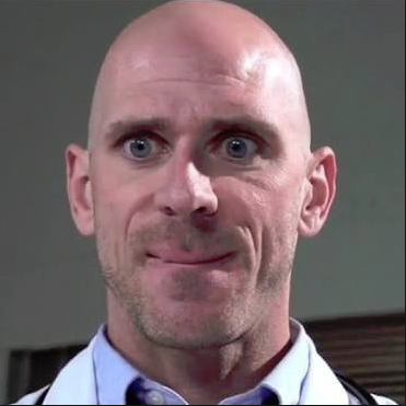 Johnny Sins' Butt Buddies Logo