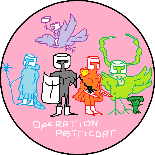 Operation Petticoat Logo
