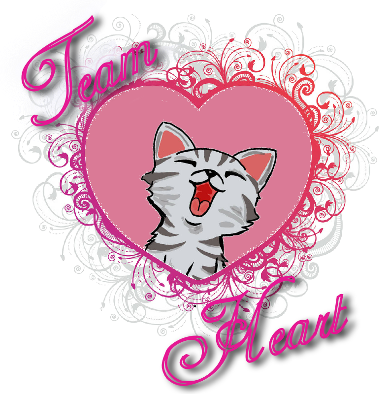Team Heart Logo