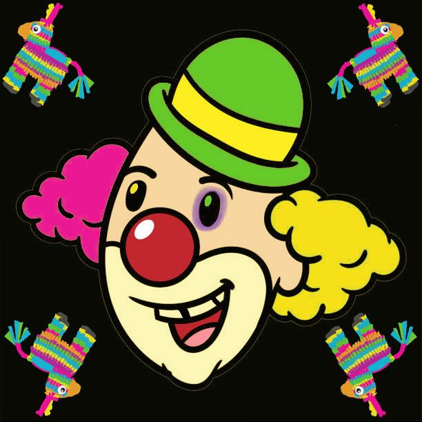 Clown Fiesta Logo