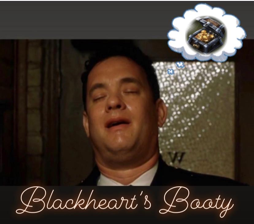Blackheart's Booty Logo
