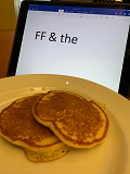 FF and the Pancakes Logo