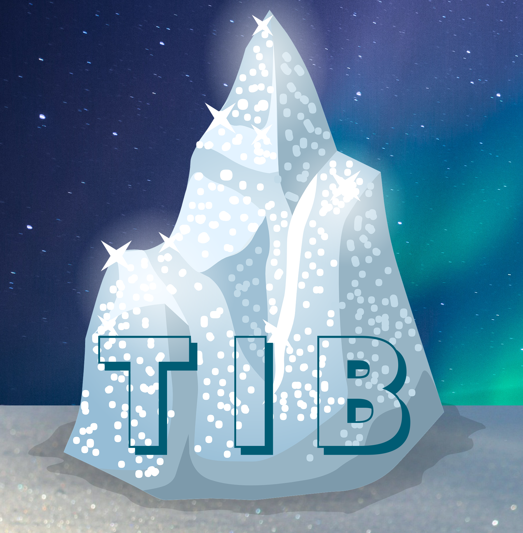 Team Ice Block Logo