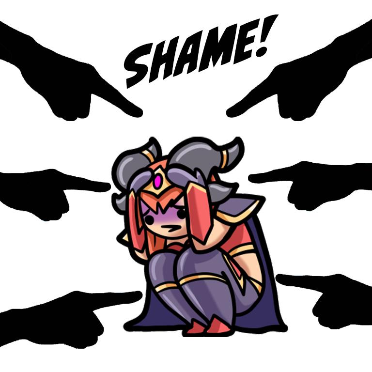 Blame The Healer Logo