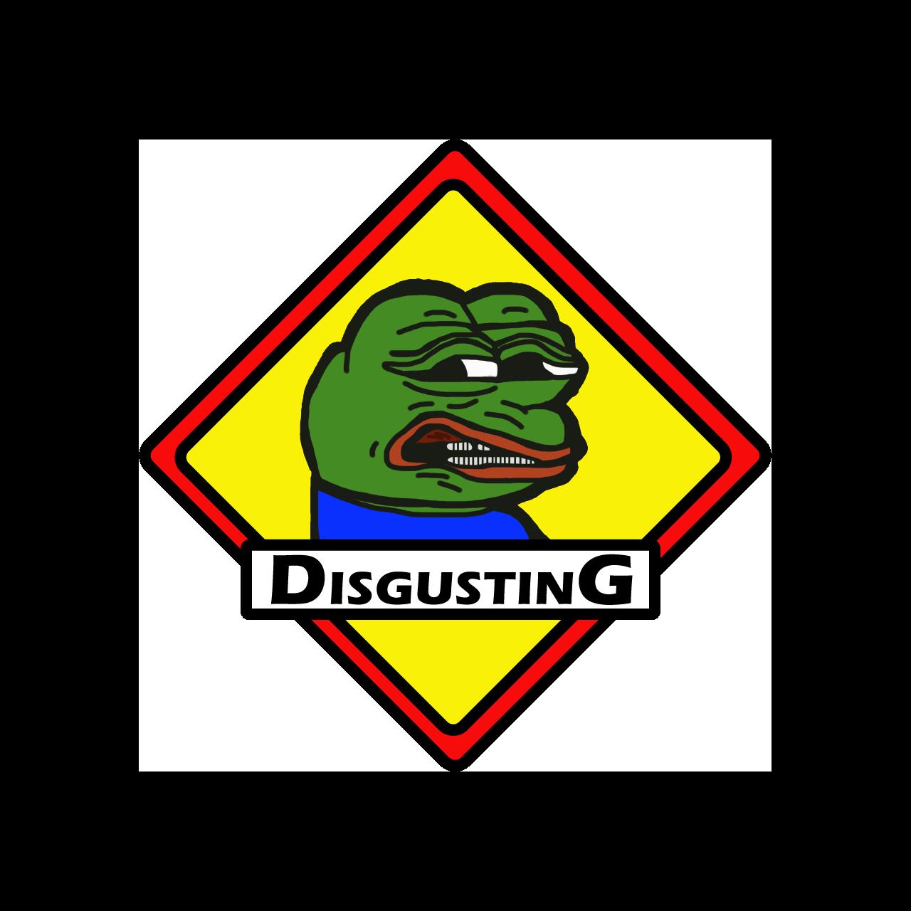 Disgusting Logo
