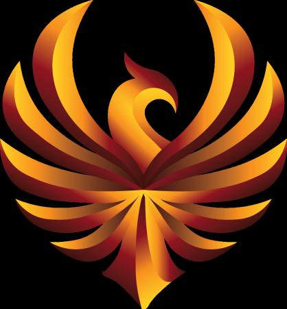 Faithful Phoenix For Fame Logo