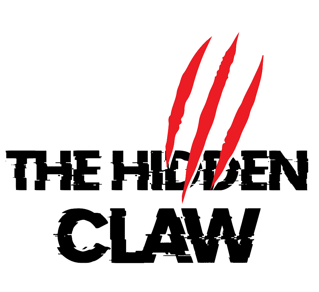 The Hidden Claw Logo