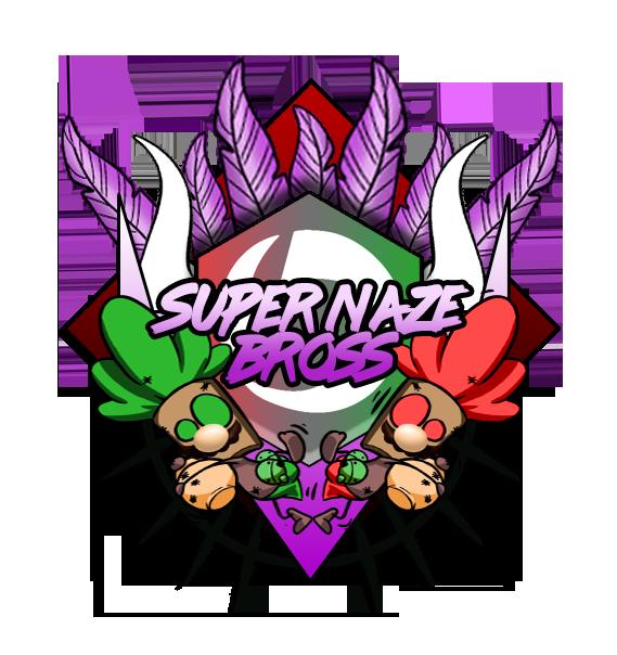 Super Naze Bross Logo
