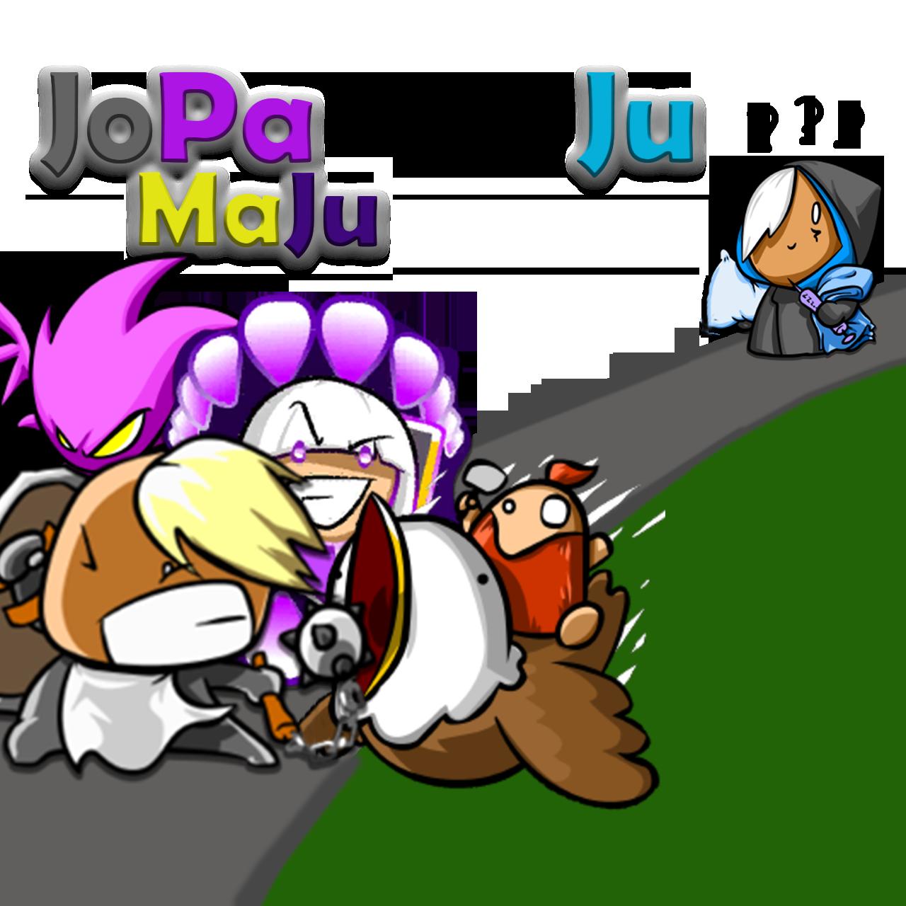 JoPaMaJuju Logo