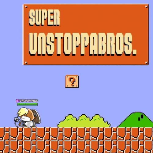 Super Unstoppabros Logo