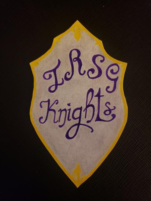 TRSG! Knights Logo