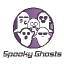 Spooky Ghosts Logo