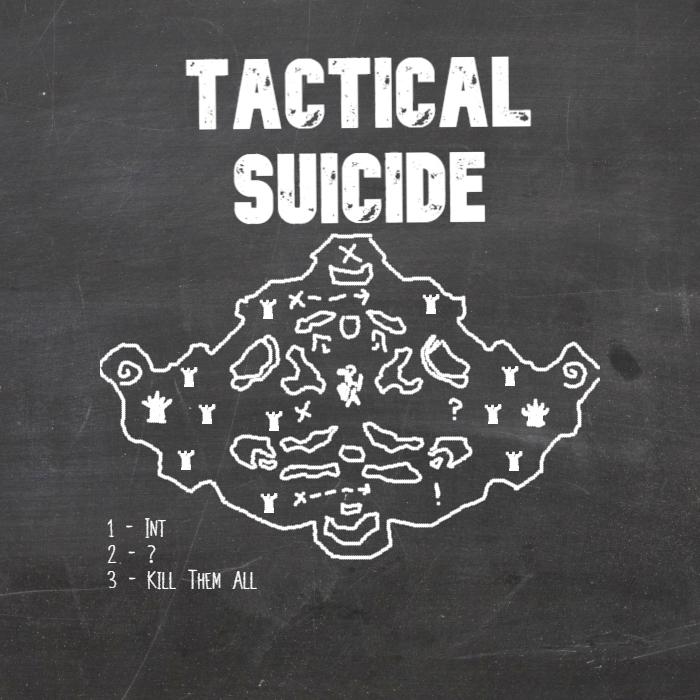 Tactical Suicide Logo