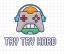 TryTryHard Logo