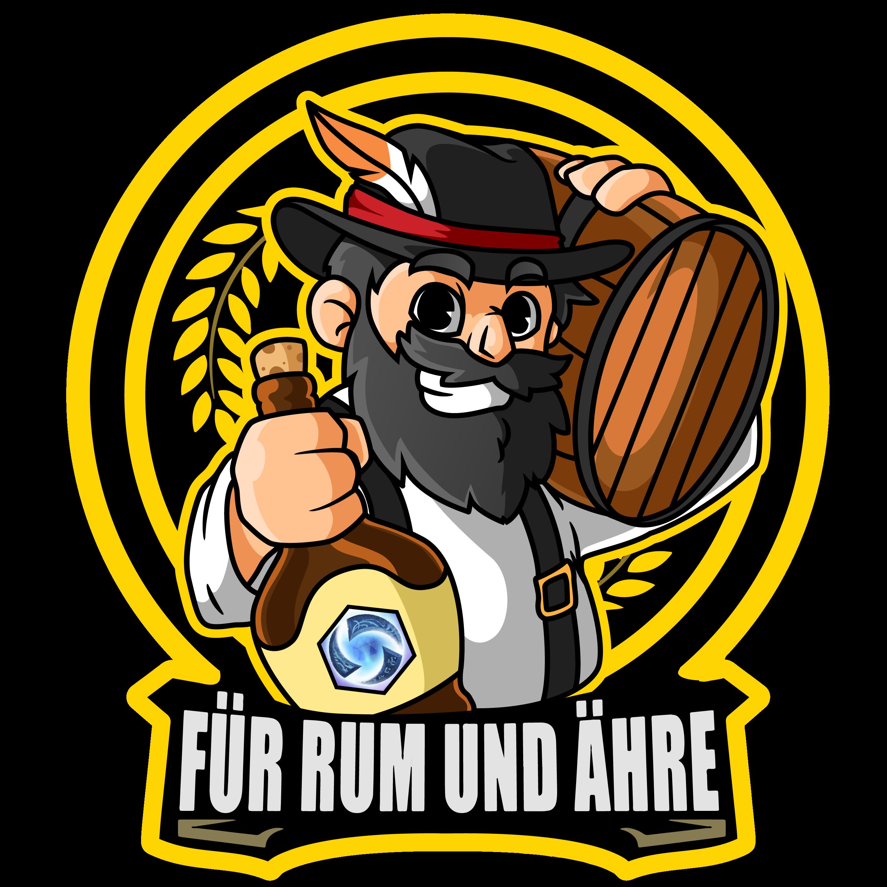 Für Rum und Ähre Logo