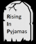 Rising in Pyjamas Logo