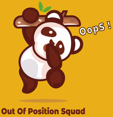 Out of position Squad Logo