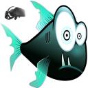Occulus Cat Fish Logo