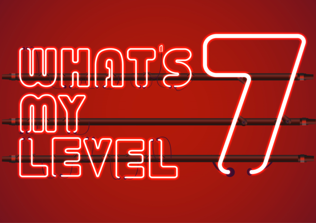 What's my level 7 Logo