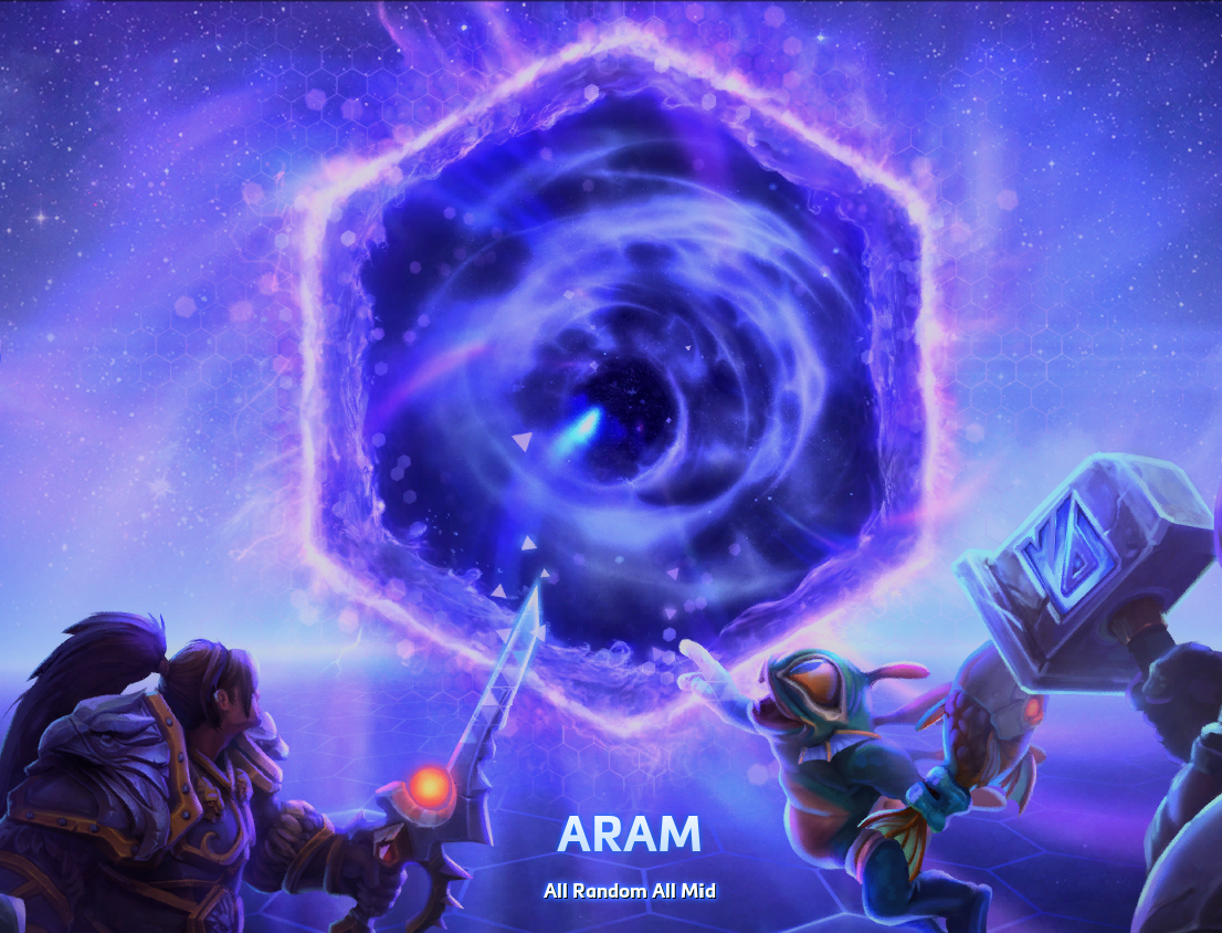 I thought this was ARAM Logo