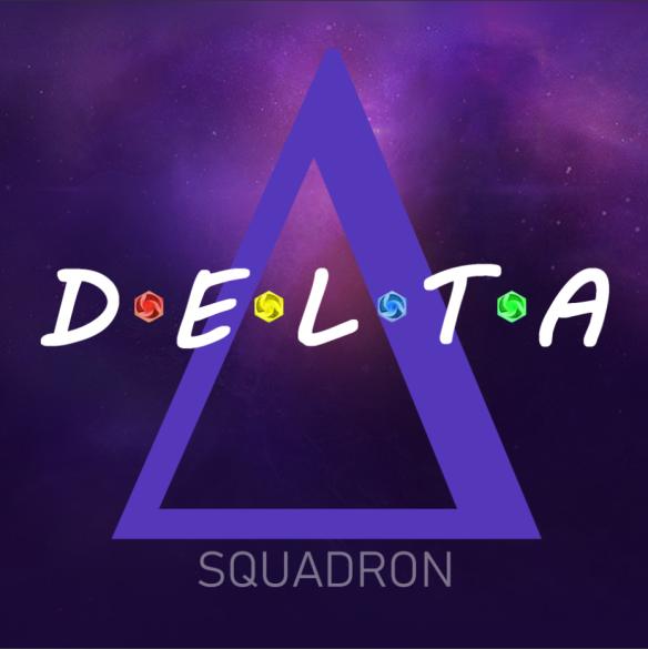 Delta Squadron Logo