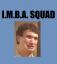 IMBA Squad Logo