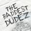 The Baddest Dudez Logo