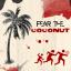 Fear The Coconut Logo