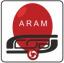 CoB Aber Rote Arme Mittig Logo