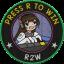 Press R to Win Logo