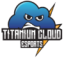 Titanium Cloud Esports Logo