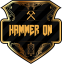 Hammer On Logo