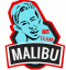 Team Malibu! Logo