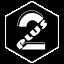 2 + 2 Logo