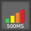 500ms Logo