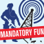 Team Mandatory Fun Logo