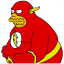 FAT Flash Logo