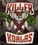Killer Koalas Logo