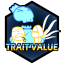Trait Value Logo
