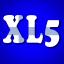 XL 5 Logo