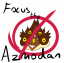 Focus the Azmodan Logo