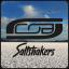 CoB Saltshakers Logo